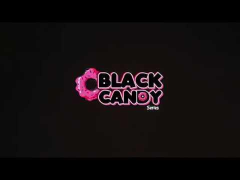 TENIS SLIP BLACK CANDY FEMININO