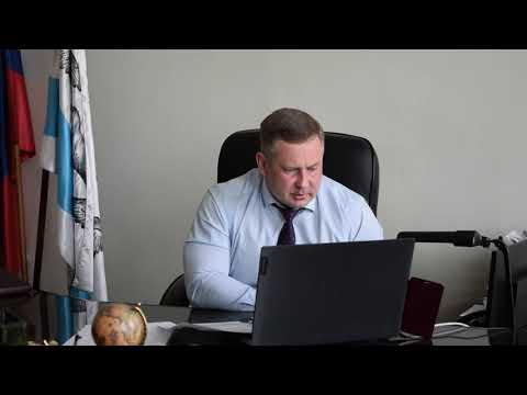 Глава Аткарского района в режиме онлайн ответил на вопросы жителей