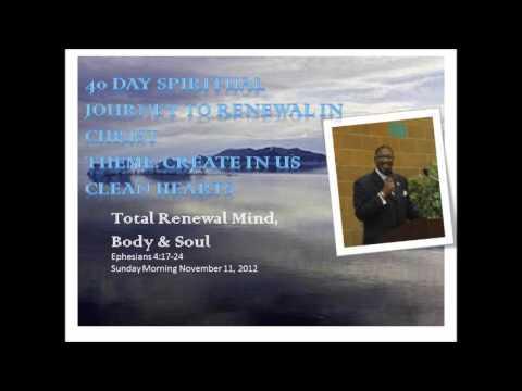 Total Renewal Mind, Body & Soul