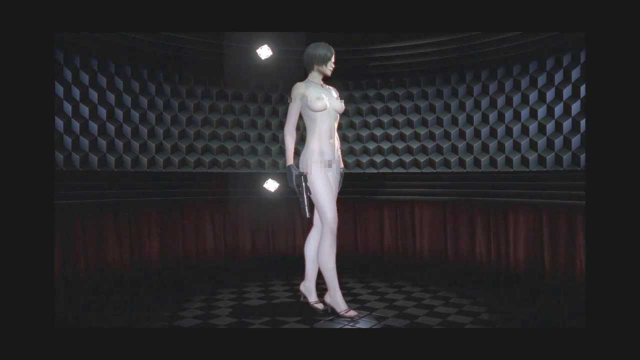 Nude resident evil 6 helena Part 7