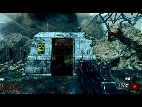 How To Get In The Fallout Shelter In Nuketown Zombies