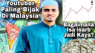 5 Sebab Mengapa ISA ISARB Merupakan GENIUS Youtube Di Malaysia