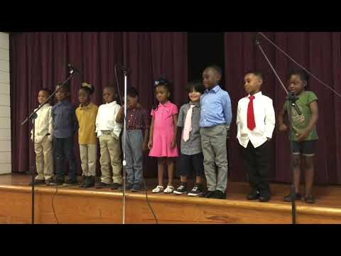Libertas School - Phillis Wheatley recitation 2019 - Smith - me by Karla kuskin