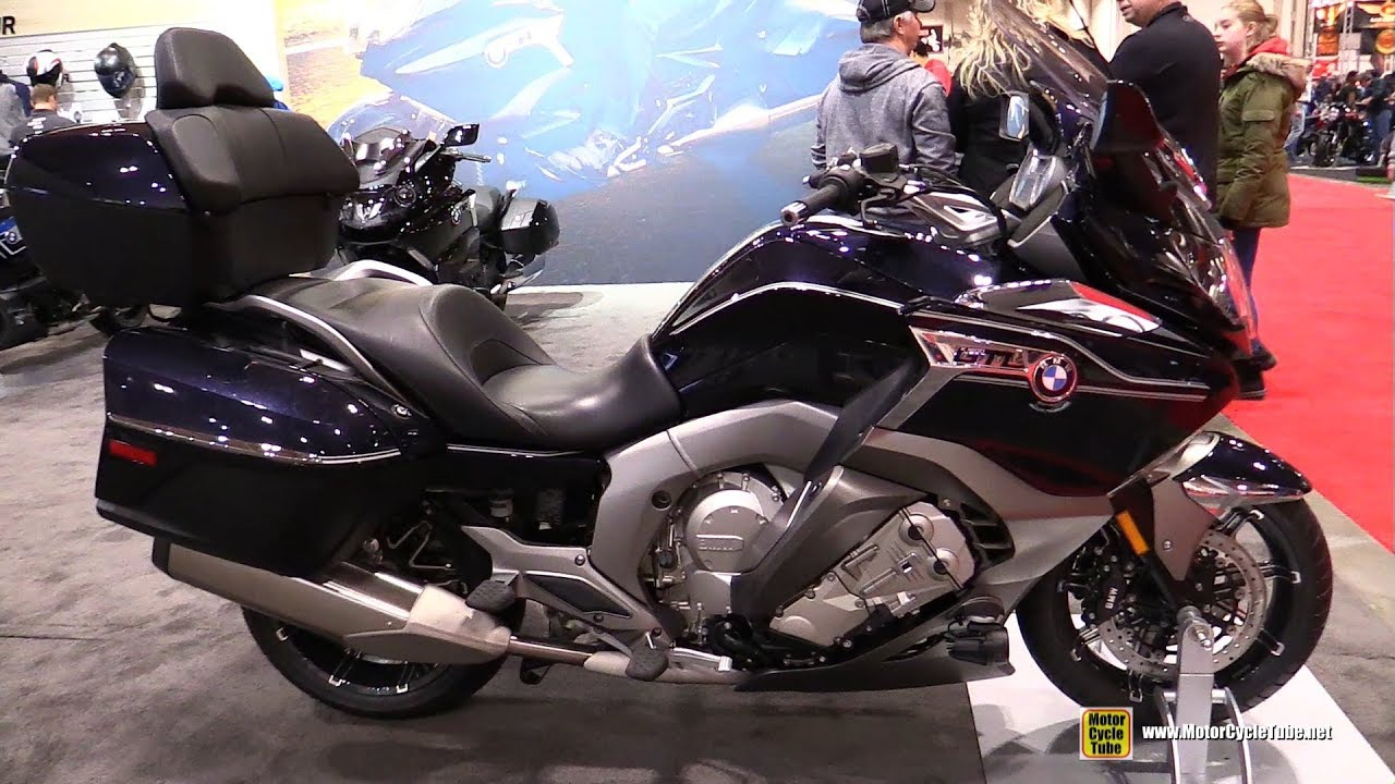 2018 Bmw K1600 Gtl Walkaround 2018 Toronto Motorcycle Show Youtube