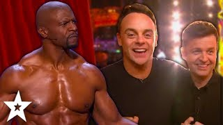 BEST HOST Moments On Britain's And America's Got Talent! | Got Talent Global
