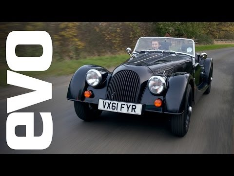 Magic of the Morgan 4/4 | INSIDE evo