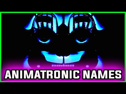 FNAF SISTER LOCATION ANIMATRONICS CONFIRMED 'FNAF 5'- Five Nights at Freddy's Sister Location Teaser