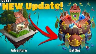Plants vs Zombies 2 NEW Multiplayer Battlez Gameplay First Battle With Zombies PVZ 2 NEW UPDATE