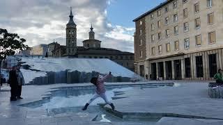 Día internacional de los monumentos. Acción de difusión de Serendipia gestión cultural.