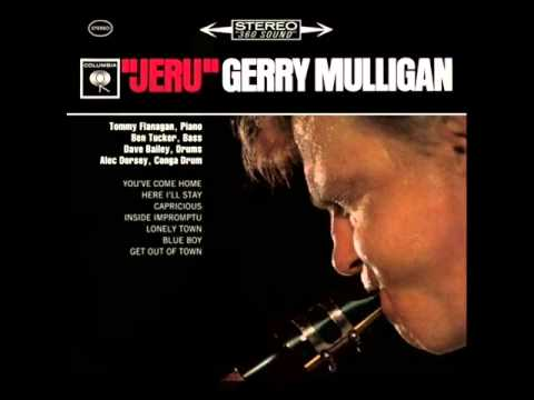 Gerry Mulligan Quartet - Lonely Town