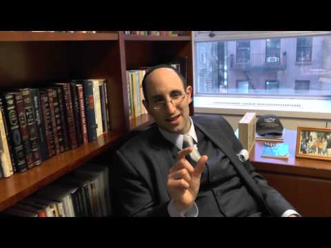 Meir Soloveichik on Jews and Power - YouTube