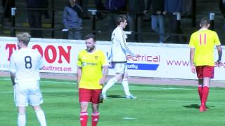 Petrofac Training Cup Round 1: Ayr United V Albion Rovers