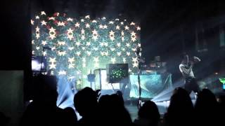 Skinny Puppy Assimilate LIVE complete Shapes For Arms Tour Canada 2014