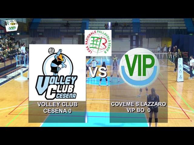 19° VC CESENA RIV FC COVEME S.LAZZARO VIP BO