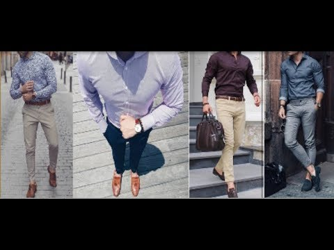 847eda2f4 Latest Men's Formal Shirt Pant Fashion 2019 | Best Formal style 2019 |  Perfect Beauty Light