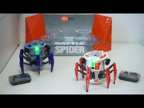 Battle Spider Hexbug Battle Spiders Review
