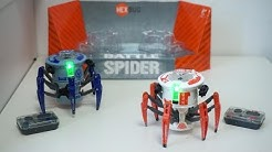 Battle Spider Hexbug Battle Spiders Review