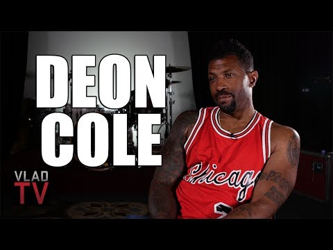 Deon Cole on Rich People Buying Things to See What Poor People Think About It