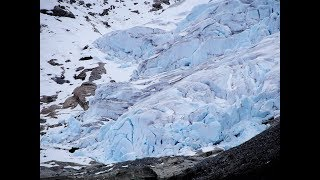 Urlaubsvideo ! Ausflug zum Nigardsbreen - Norwegen, May 2017 ! Trip to the Nigardsbreen-Glacier!