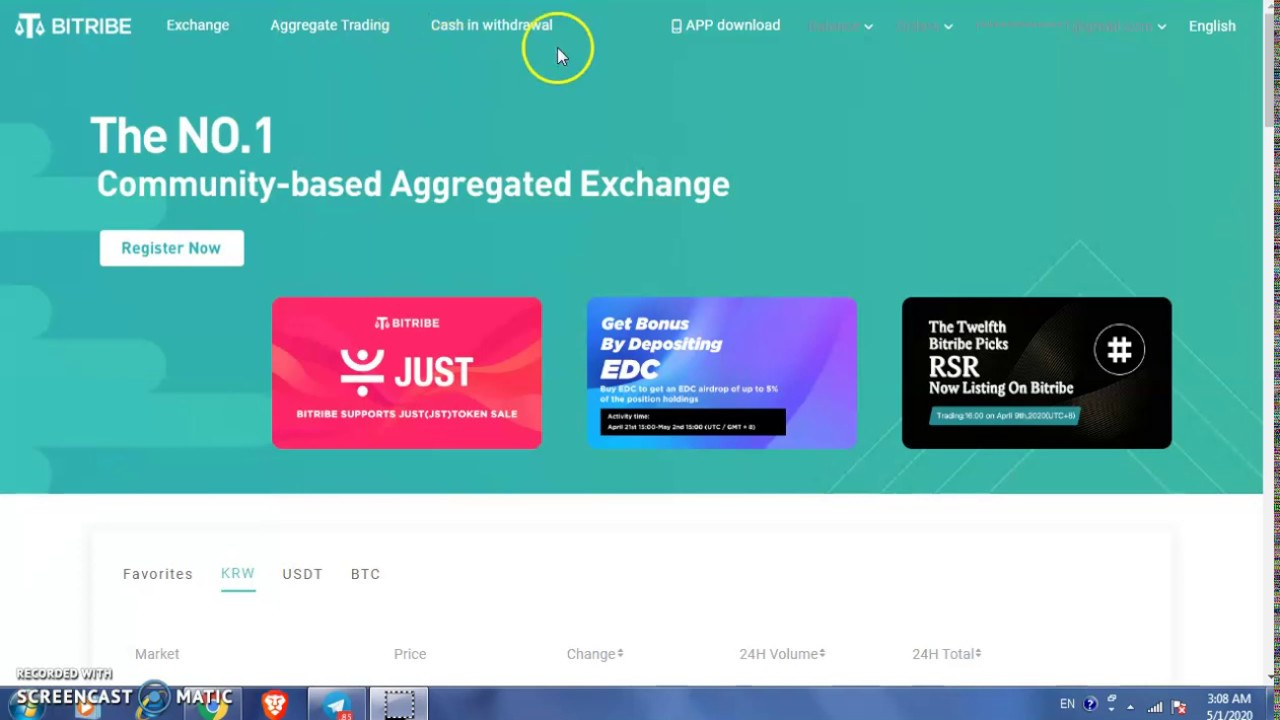 1,00,000 USDT Token Giveaway by Bitribe Exchange  I Get 5 Stake of 20$ USDT and 500 TFT Coins I