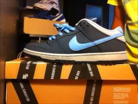 Nike SB Dunk Low Squadron Blue/ University Blue Re