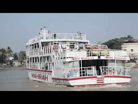 Passenger Vessel, built by FMC Dockyard, Bangladesh