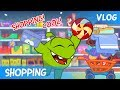 Om Nom Stories: Video Blog - Shopping (Cut the Rope)