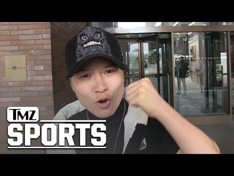 UFC's Weili Zhang Rips Joanna Jedrzejczyk, You're Washed Up! | TMZ Sports