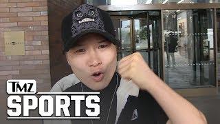 UFC's Weili Zhang Rips Joanna Jedrzejczyk, You're Washed Up! | TMZ Sports Video