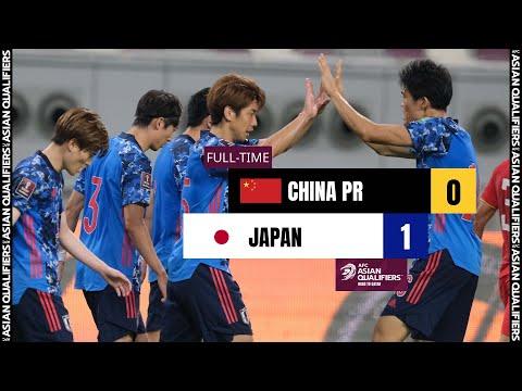 China Japan Goals And Highlights