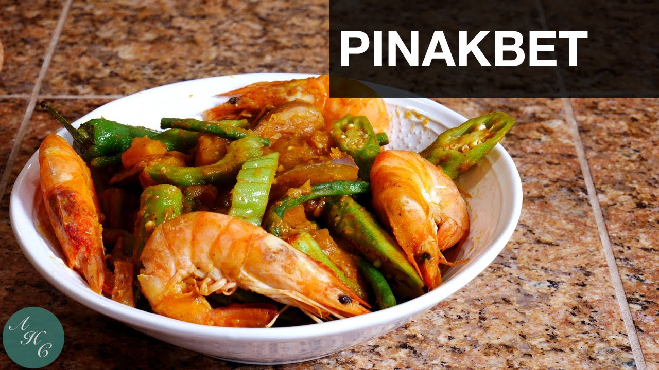 Pinakbet With Pork Belly Recipe Youtube