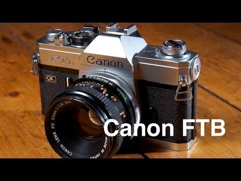 canon ftb video manual youtube rh youtube com canon ftb manuale italiano canon ftb ql user manual