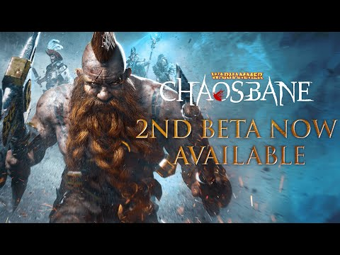 Warhammer: Chaosbane's beta is back for another week