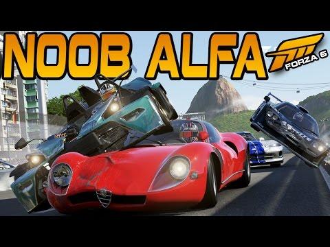 Forza 6 701 RATED ALFA CHALLENGE