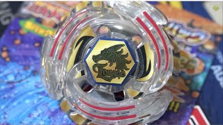 Beyblade LIMITED EDITION STICKER MOD Lightning L-Drago 100HF - Beyblade Metal Fusion