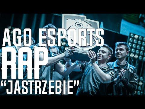 """🎶 Rap o AGO ESPORTS """"Jastrzębie"""" (prod. Vendetta Beats)"""