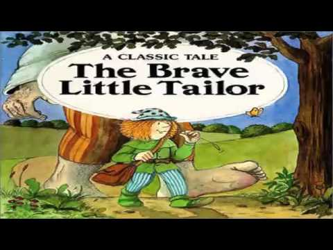 The Brave Little Tailor — Andrew LANG
