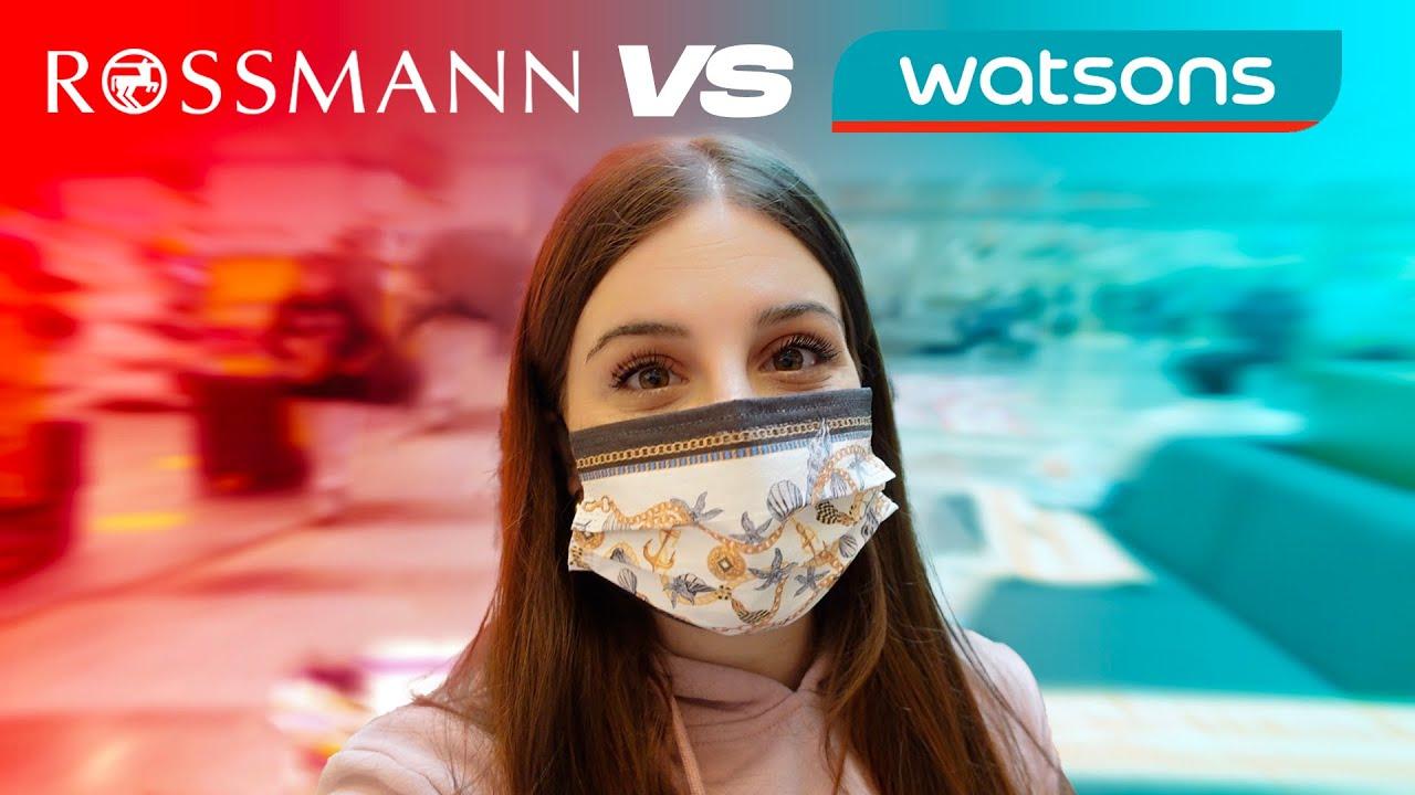 Download ROSSMANN VS WATSONS   MAĞAZA TURU&ALIŞVERİŞ