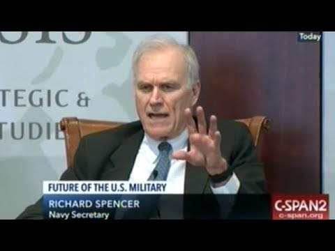 Secretaries Of The Army The Navy And The Air Force On The Future Of The U.S. Military