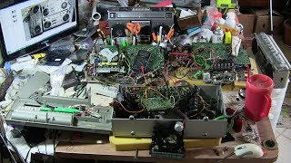 Not waste any more time repairing these Philips Magnavox D8514 D8523 D8614 D8623