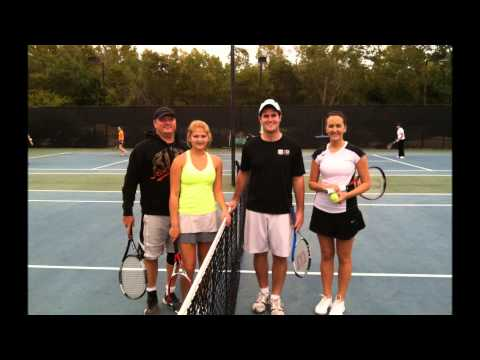 2013 Mustang Open Fall Tennis Classic and Corporate League Highlights