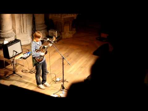 Johnny Flynn plays Brown Trout Blues