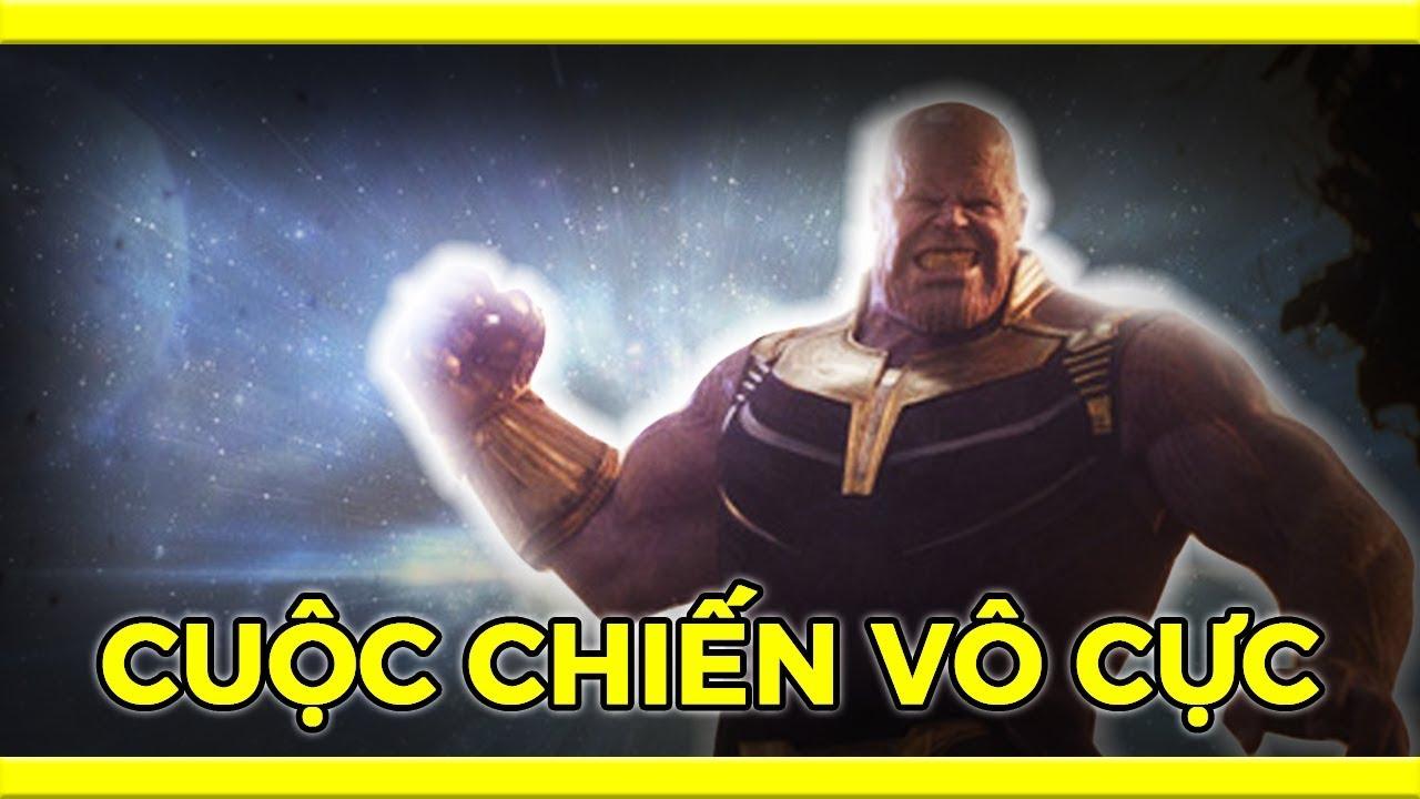 Avengers Infinity War: Thanos muốn xóa sổ vũ trụ trong Avengers Infinity War vì sao? - YouTube