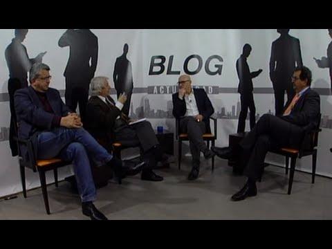 Programa BLOG DE ACTUALIDAD - Debate político de actualidad local 6 de febrero