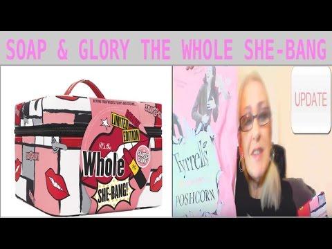 Massive Soap & Glory Haul   The Whole SHE-BANG   ITube Health And Beauty TV