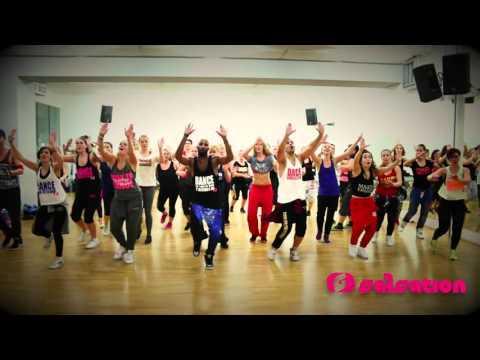 OMEGA Ft  YANDEL   Jaque Mate Remix - Salsation Choreography By Vladimir Geronimo