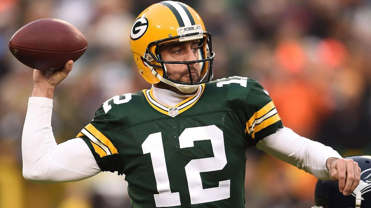 Aaron Rodgers Packers Ask Fans To Link Arms