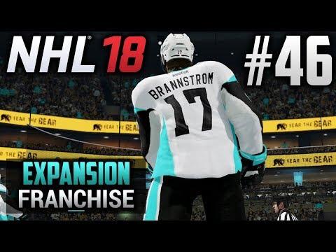 NHL 18 Expansion Franchise | Quebec Dorsals | EP46 | SAME TEAM, BIGGER NAMES (S5G1)