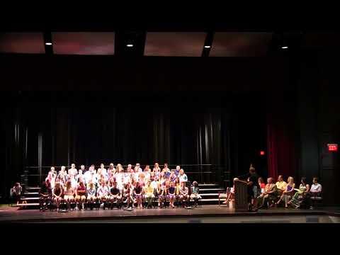 Jarrettown Elementary School 5th grade promotion (2017-2018)