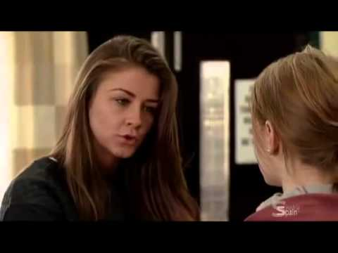 Behind the Scenes with Brooke Vincent- Sophie's Kiss